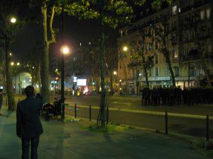 Barricade Rue de Lyon